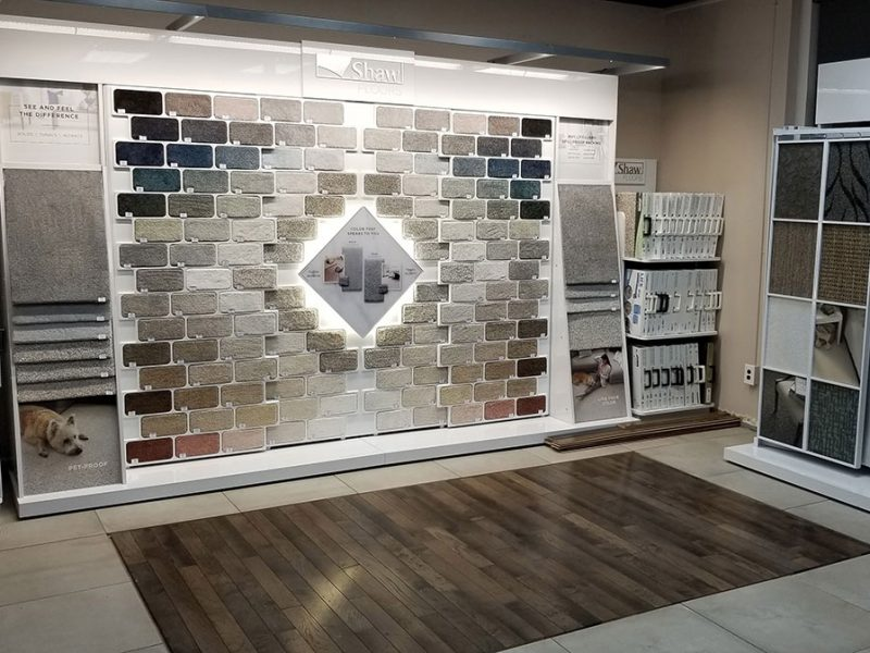 Shaw Flooring Color Wall